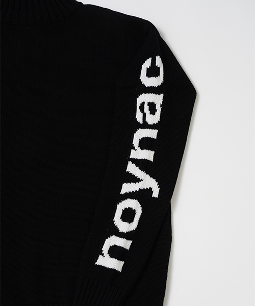 NOYNAC DNARG SLEEVE KNIT