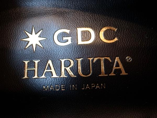 【HARUTA×GDCfemme】G-OFFICER