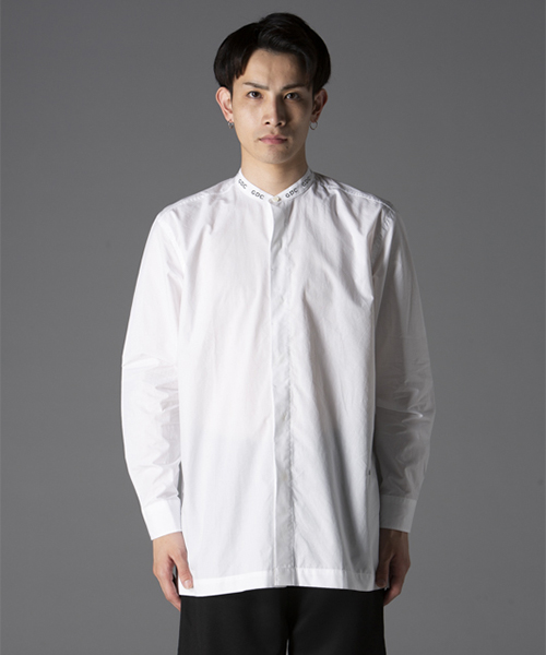 LOGO LONG SHIRT