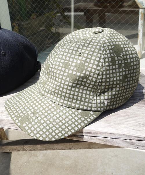 CA4LA×GDC PANEL CAP-B