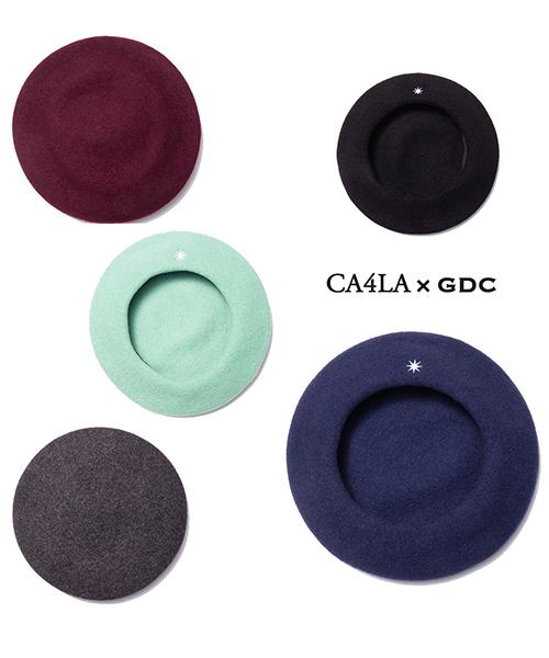 CA4LAxGDC BIG BERRET(C37006)