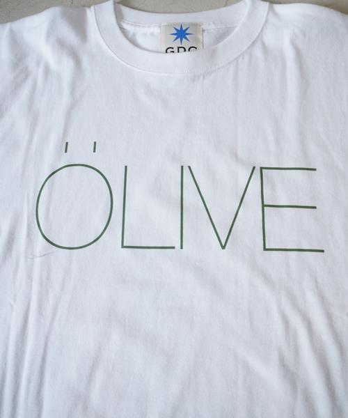 OLIVE BIG tee