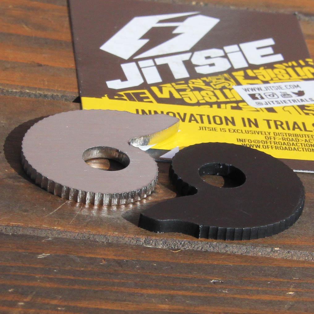 JITSIE - Alu & Steel