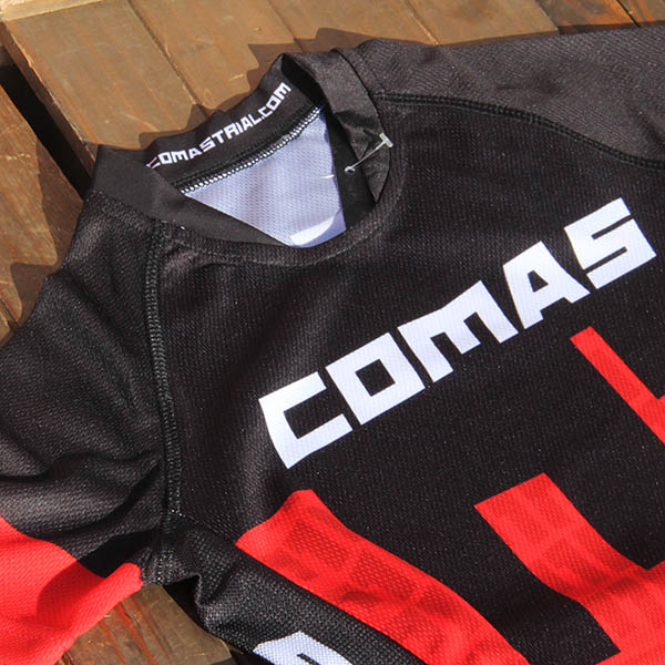 COMAS - ライディングジャージ