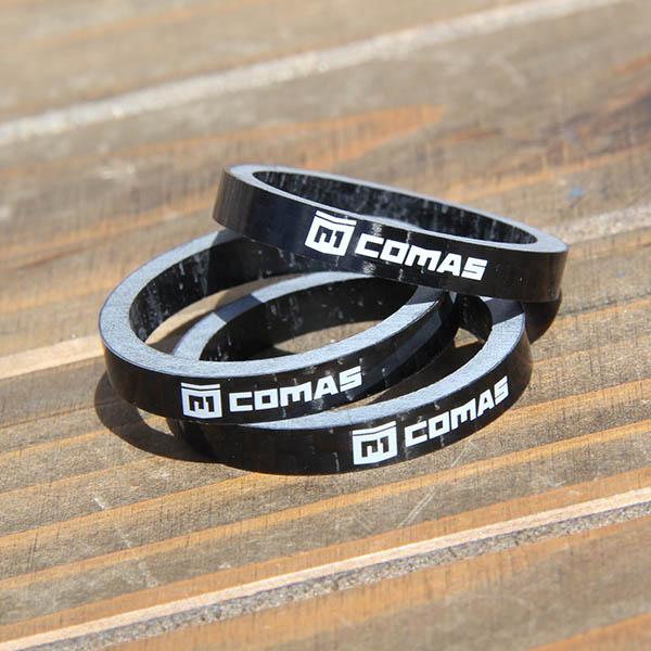 COMAS - カーボン [5mm]