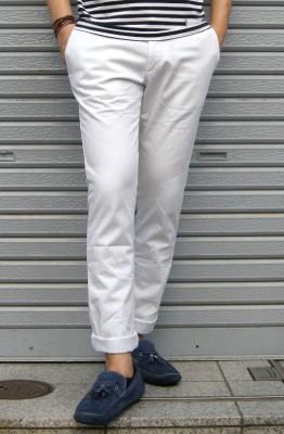 トライスト TRYST Chino Pants チノパンツ : ホワイト [ボトム]