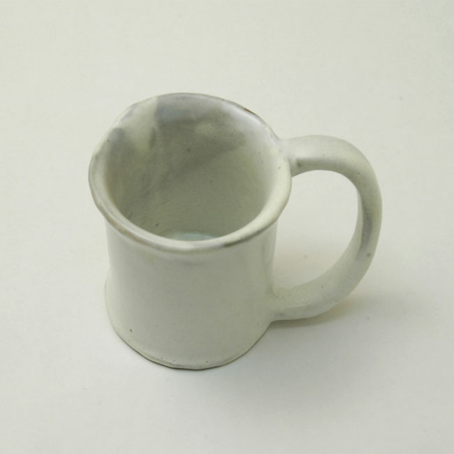 マグカップ(白) ネコポス不可・宅急便発送のみ