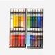 透明水彩絵の具 全色セット (24色)