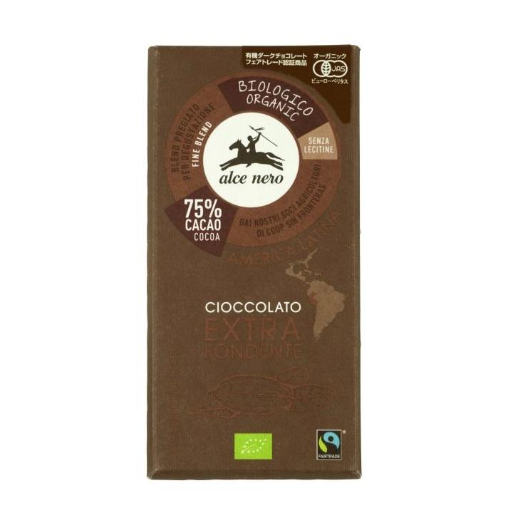 アルチェネロ 有機ダークチョコレート