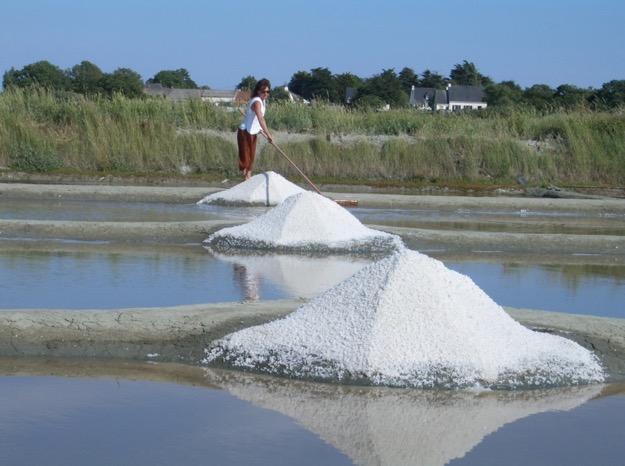 ゲランドの天日塩 グロ・セル(粗塩)