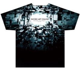 【セール40%OFF】劇場版 ソードアート・オンライン -オーディナル・スケール-/フルグラフィックTシャツ キリト&アスナ