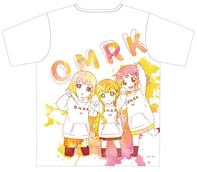 大室家 3姉妹Tシャツ ホワイト