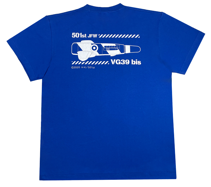 ストライカーユニットTシャツ VG39 bis