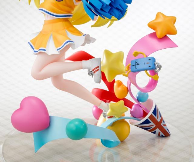 【セール30%OFF】きんいろモザイク Pretty Days/九条カレン ぽっぷんチアガールver.