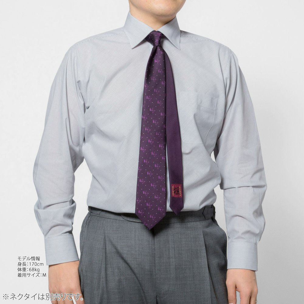 キングダムメンズドレスシャツ桓騎