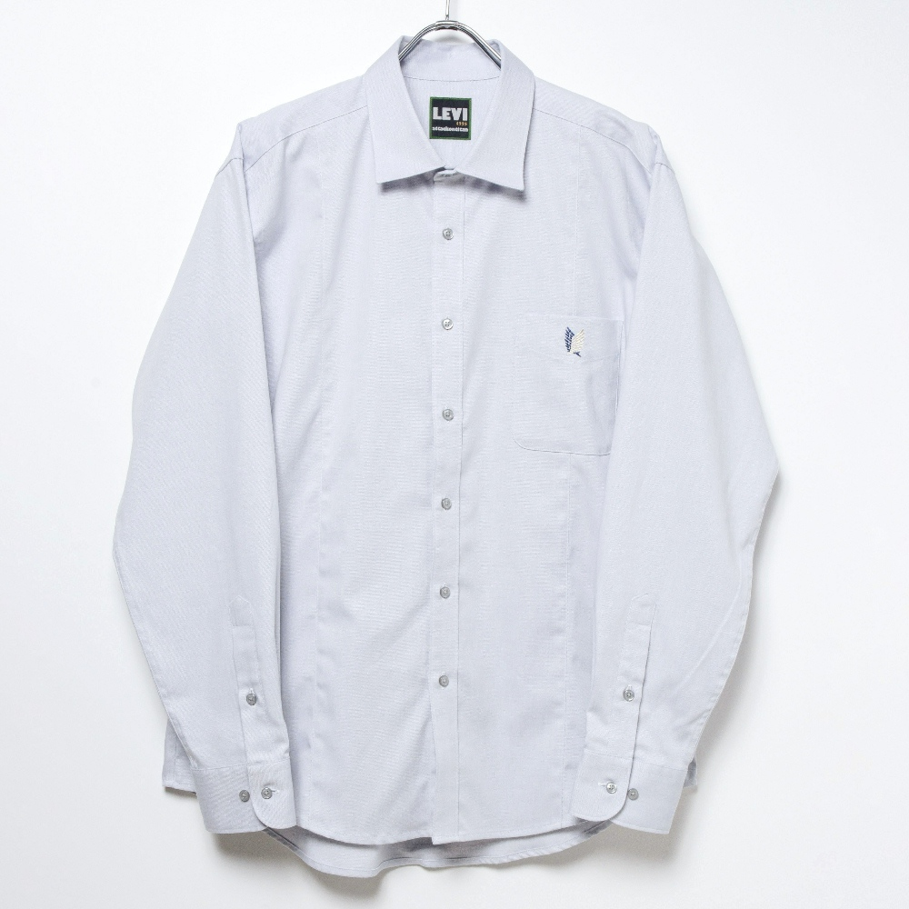 <受注販売>進撃の巨人 リヴァイ メンズカジュアルシャツ