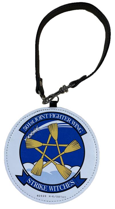 第501統合戦闘航空団ラゲッジタグ