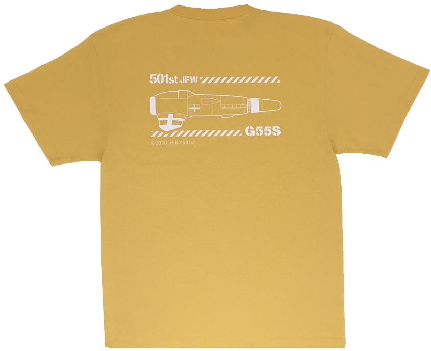 ストライカーユニットTシャツ ファロット G55S ストレーガ ルッキーニ仕様