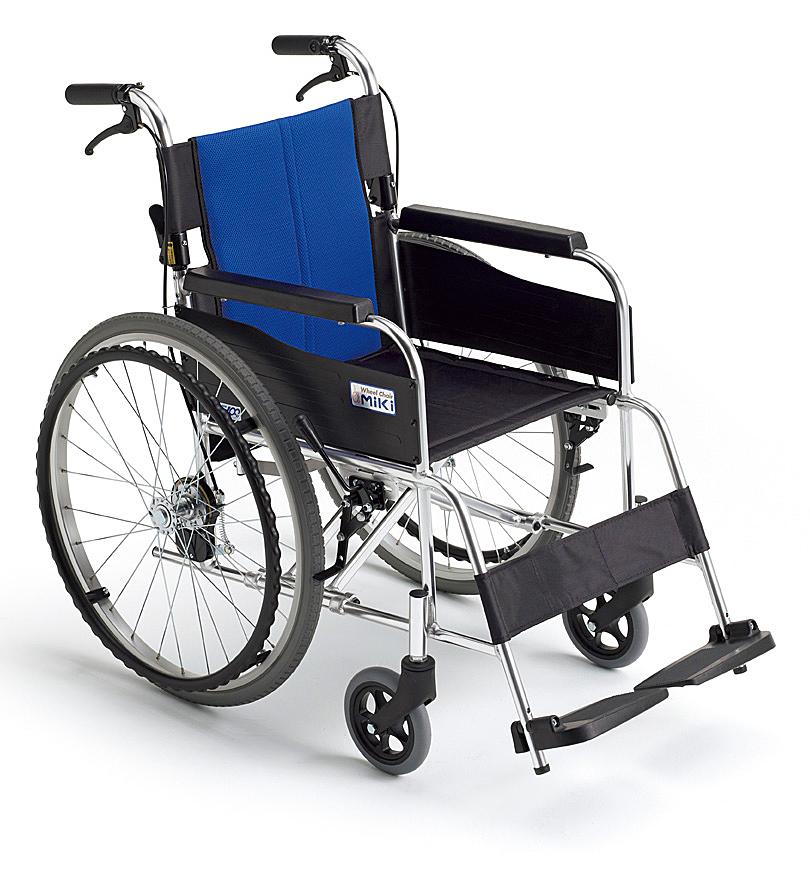 自走型 車いす BAL-1 BAL−1 バルシリーズ MIKI 株式会社ミキ 車イス 車椅子 代引き不可