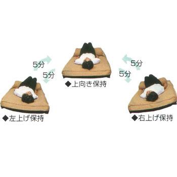 モルテン MCRD83A クレイド 自動体位変換エアマットレス 83cm幅 床ずれ防止用具 (中古介護用品)