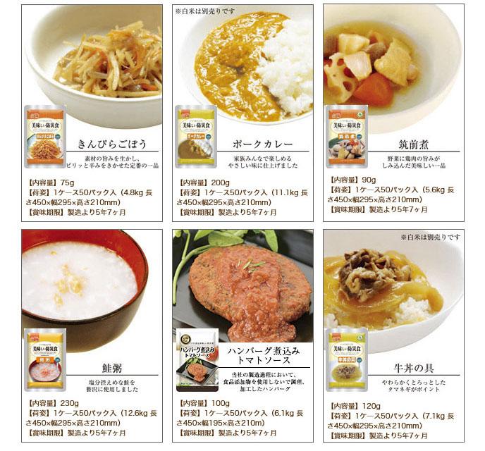アルファフーズ 美味しい防災食ファミリーセット(保存水有)FS35(3人×3日分) 非常食 防災食 防災セット