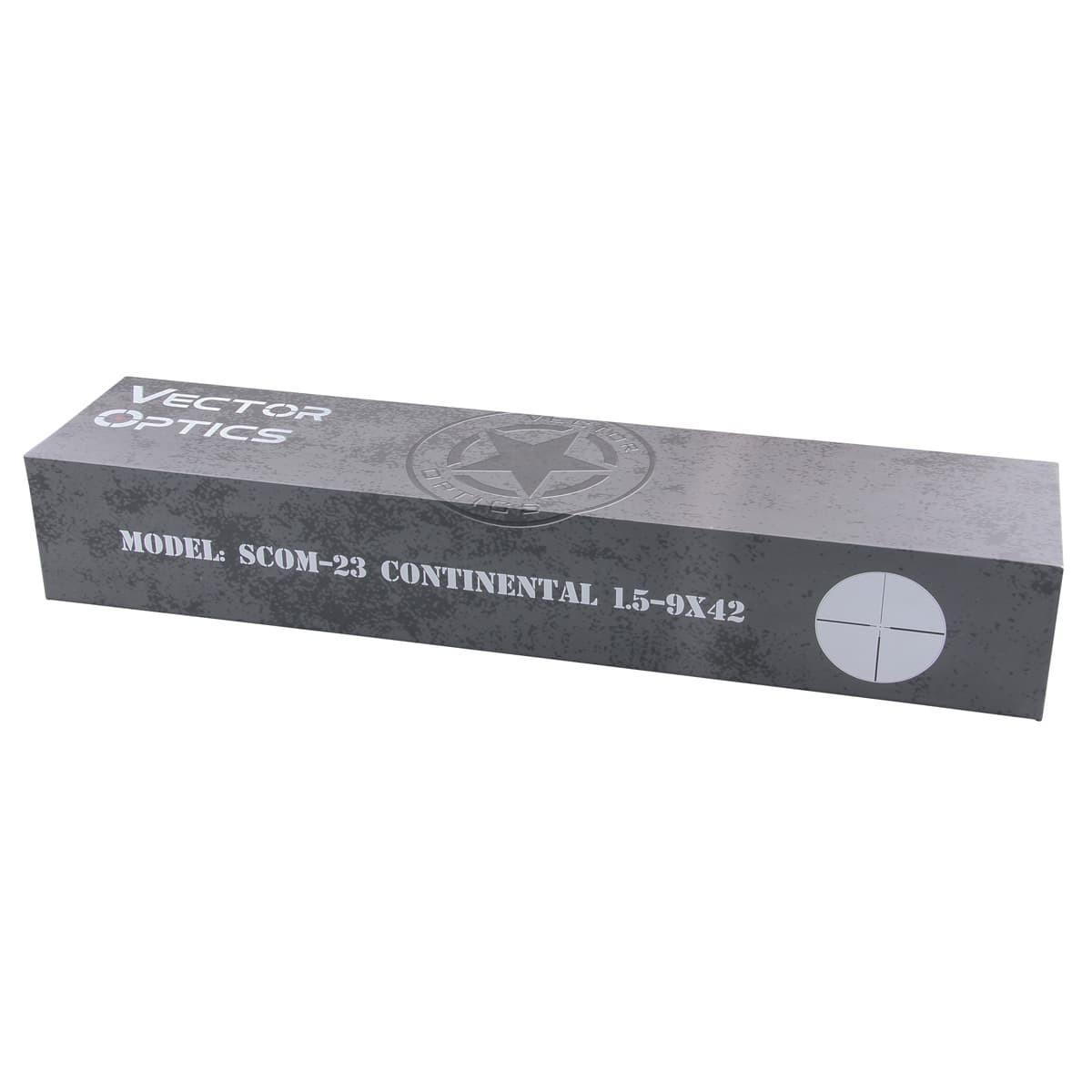 Continental 1.5-9×42 SCOM-23