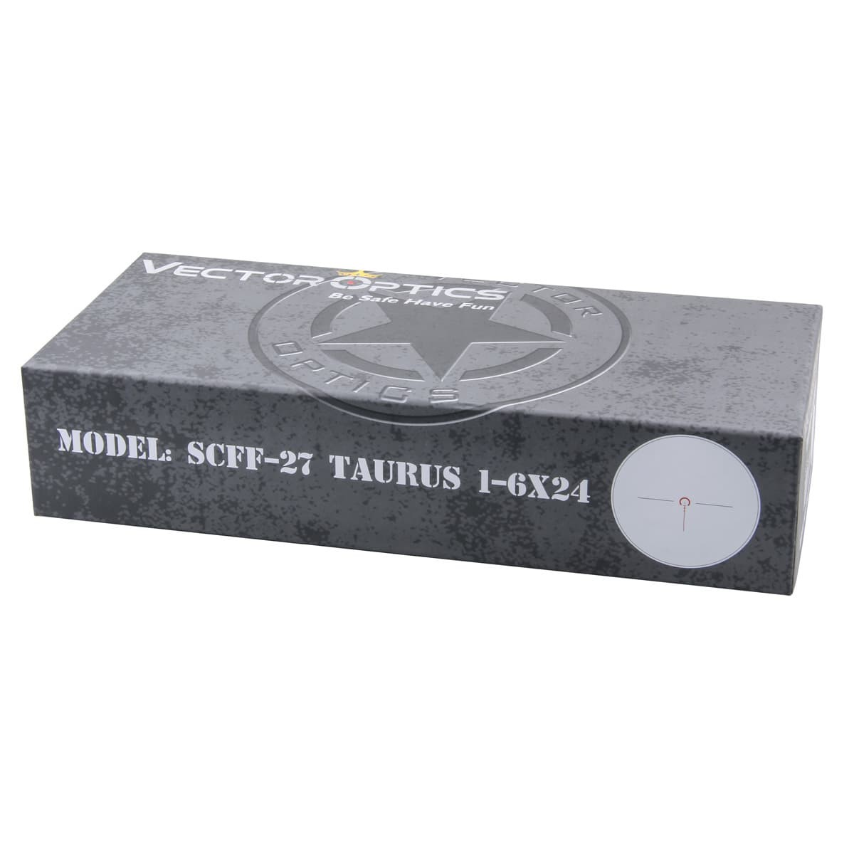 Taurus 1-6x24 SCFF-27
