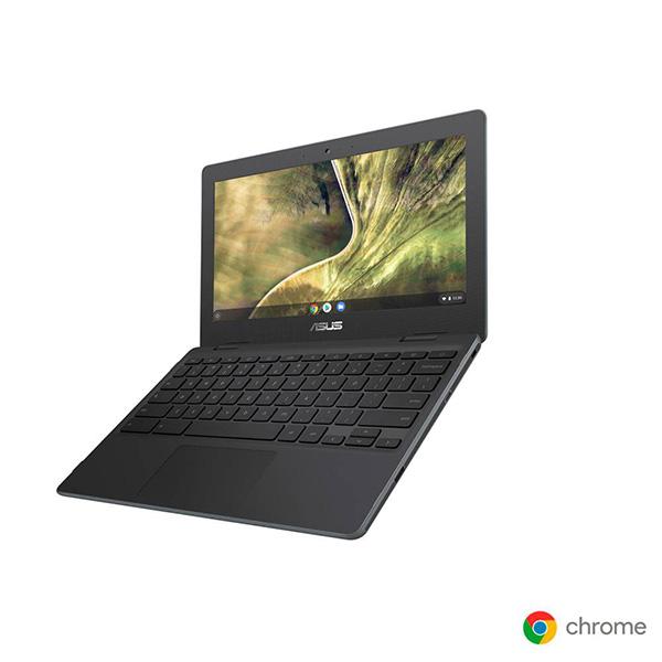 【リファビッシュ】ASUS 11.6型 Chromebook C204MA [C204MA-BU0030] (Celeron N4000 1.1GHz/ メモリ4GB/ eMMC32GB/ Wifi(ac),BT/ Chrome OS)
