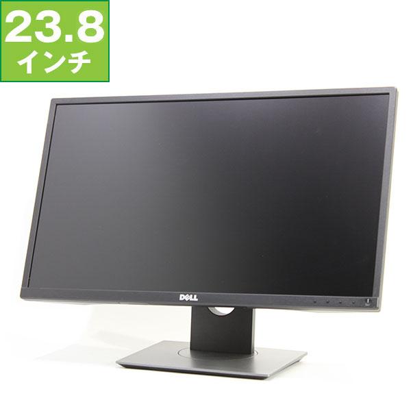 【良品中古】  DELL 23.8型 Pシリーズ P2417H [P2417Hb] FullHD (1920x1080)