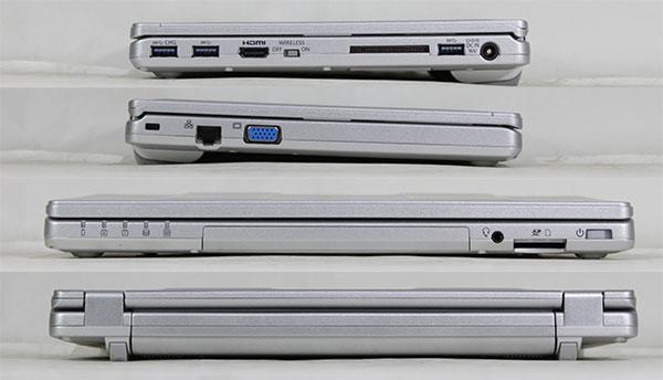 【良品中古】 Panasonic 12.1型 Let'sNote CF-SZ5 [CF-SZ5PDYVS] (Core i5-6300U 2.4GHz/ メモリ8GB/ SSD256GB/ Wifi,BT/ 10Pro64bit)