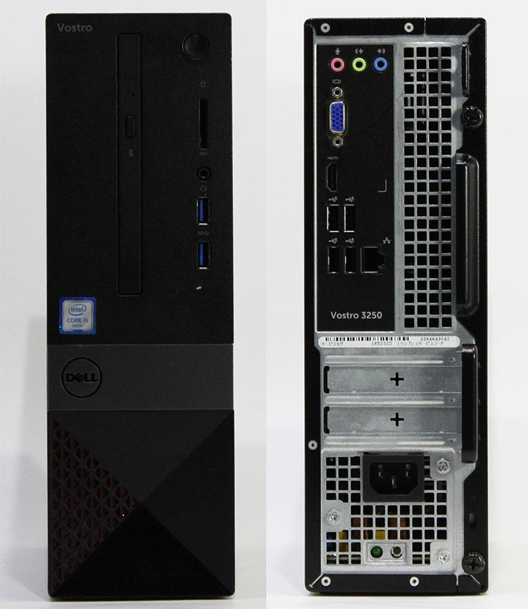 【良品中古】 DELL Vostro 3250 (Core i5-6400 2.70GHz/ メモリ8GB/ SSD240GB/ DVDスーパーマルチ/ Wifi,BT/ 10Home64bit)