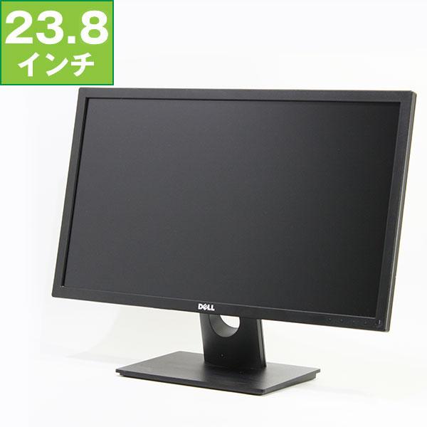 【良品中古】  DELL 23.8型 Eシリーズ E2417H [E2417Hb] FullHD (1920x1080)