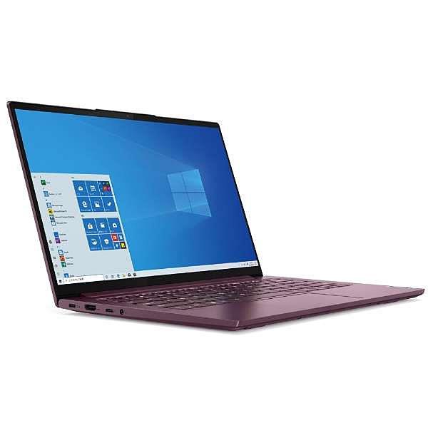 【アウトレット】Lenovo 14型 Yoga Slim 750 RZ5 [82A200DTJP] (AMD Ryzen5 4600U 2.1GHz/ メモリ8GB/ SSD512GB/ Wifi(ax),BT/ MS Office/ 10Home64bit)