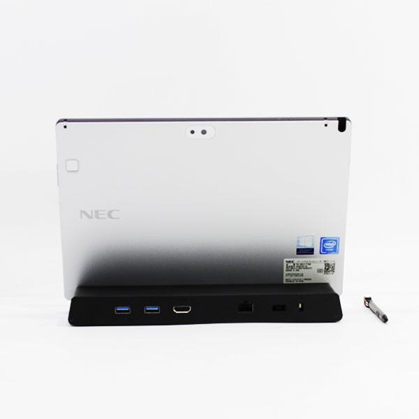 【中古・難有】 NEC 10.1型 VersaPro VT-4 128GB [PC-VKZ11T1B4] (Celeron N3450 1.1GHz/ メモリ4GB/ SSD128GB/ Wifi(ac),BT/ 10Pro64bit)※デジタイザペン内蔵バッテリ消耗済み使用不可