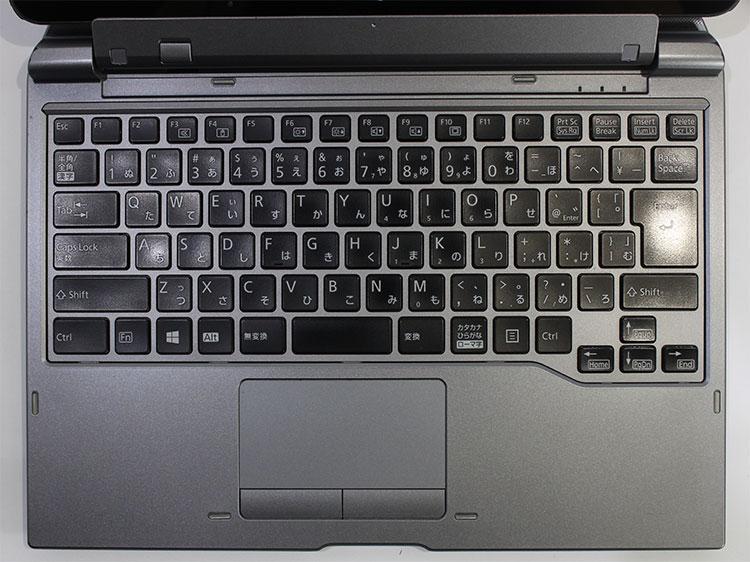 【中古・難有】 富士通 13.3型 ARROWS Tab Q736/M [FARQ08001] (Core i5-6300U 2.4GHz/ メモリ4GB/ SSD128GB/ Wifi、BT/ 10Pro64)※画面シミあり