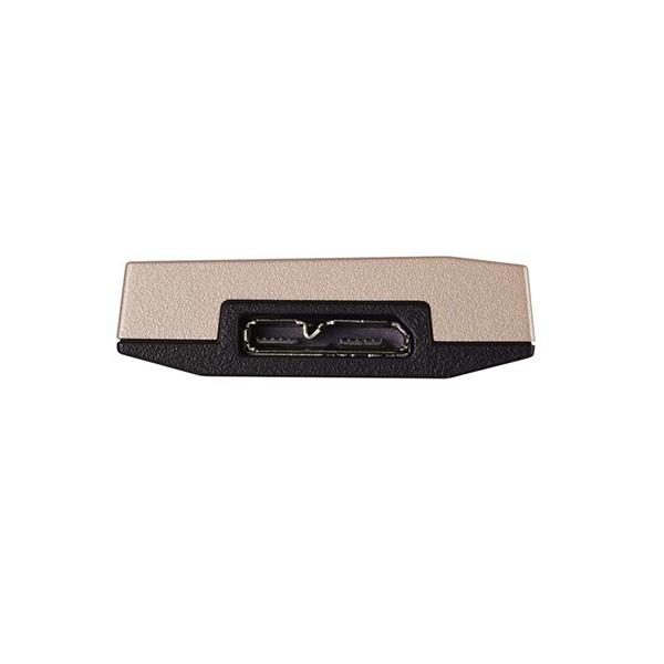 【新品】 Buffalo 120GB 外付けSSD USB 3.2(Gen 1)対応 超小型ポータブルSSD スモーキーピンク [SSD-PSM120U3-SP]