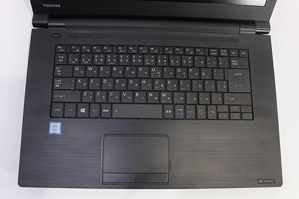 【良品中古】 東芝 15.6型 dynabook B65/M [PB65MDA5497AD21] (Core i7-8650U 1.9GHz/ メモリ8GB/ SSD256GB/ DVD-ROM/ Wifi(ac),BT/ 10Pro64bit)