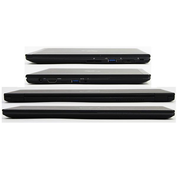 【中古・難有】富士通 13.3型 LIFEBOOK U937/R [FMVU09003] (Core i5-7300U 2.6GHz/ メモリ8GB/ SSD256GB/ Wifi,BT/ 10Pro64bit)※画面キズ・シミあり