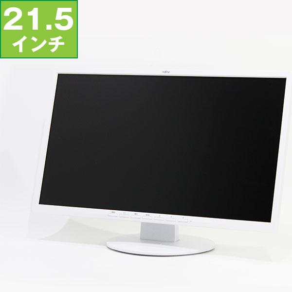 【良品中古】 富士通 21.5型 液晶モニタ IPSパネル・LEDバックライト採用 [VL-E22-8T] FullHD (1920×1080)