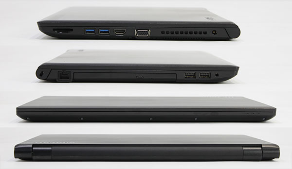 【中古・難有】 東芝 15.6型 dynabook B65/D [PB65DEAD4RCAD91] (Core i5-6200U 2.3GHz/ メモリ8GB/ SSD240GB/ DVDスーパーマルチ/ Wifi(ac),BT/ 10Pro64bit)※画面キズ・シミあり