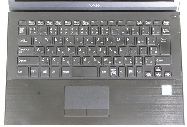 【中古・難有】 SONY 13.3型 VAIO S13 [VJS131C11N] (Core i5-6200U 2.5GHz/ メモリ8GB/ SSD256GB/ Wifi,BT/ 10Pro64bit)※画キズあり