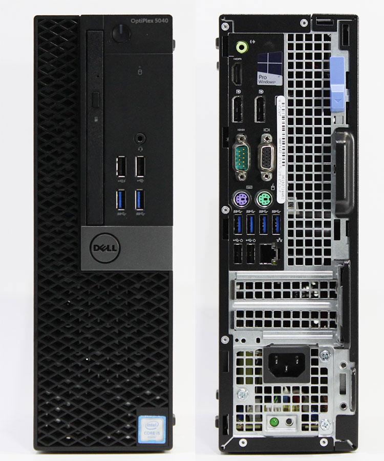 【良品中古】 DELL Optiplex 5040 SFF (Core i5-6500 3.20GHz/ メモリ32GB/ SSD512GB+HDD640GB/ DVD-ROM/ 10Pro64bit)