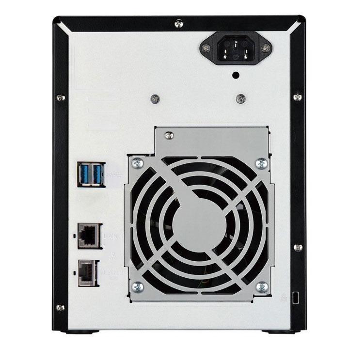 【新品】 BUFFALO TeraStation テラステーション 8TB(4ドライブ) NAS [TS3420DN0804]