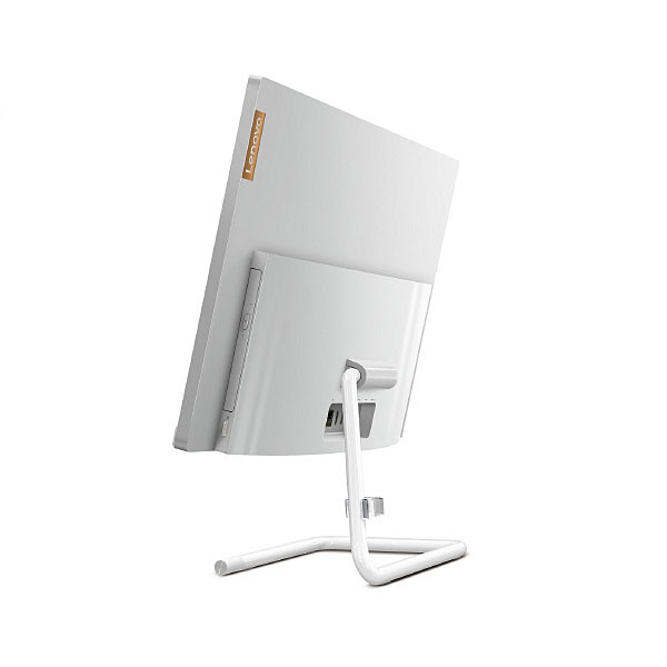 【アウトレット】Lenovo 23.8インチ一体型 IdeaCentre AIO350i KUAL ホワイト [F0EU003GJP] (Core i5-10400T 2.0GHz/ メモリ8GB/ HDD1TB/ DVDスーパーマルチ/ Wifi(ac),BT/ 10Home64bit) MS Office付き
