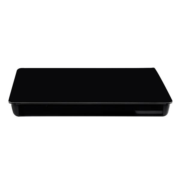 【新品】e-Sunvalley USB3.0外付け SATA接続光学ドライブケース 9.5mm [ECD828-SU3]