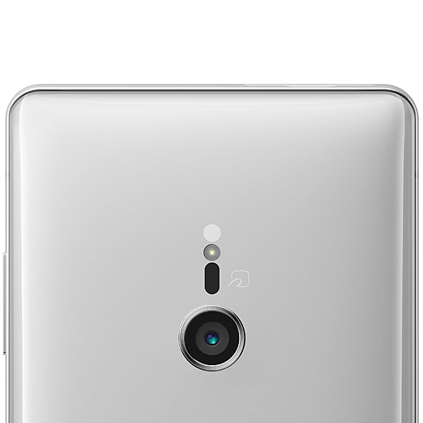 【良品中古】Xperia XZ3 SOV39 au SIMフリー ホワイトシルバー(2880x1440/ USB Type-C/ Qi充電対応/ 防水・防塵/ ランクB)