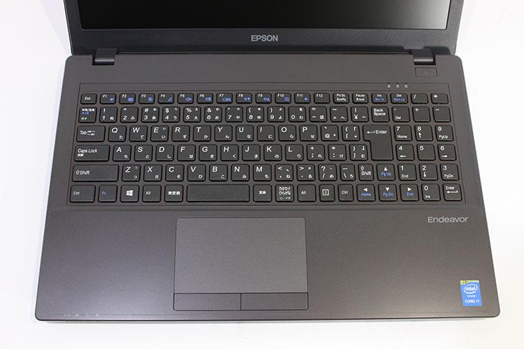 【良品中古】 EPSON 15.6型 Endeavor NJ5950E (Core i7-4710MQ 2.5GHz/ メモリ16GB/ SSD240GB/ DVDスーパーマルチ/ GeForce 840M/ Wifi、BT/ 10Pro64bit)