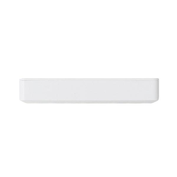 【新品】ELECOM 外付けポータブルHDD 2TB USB3.1接続 [SGP-MX020UWH] ホワイト
