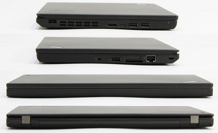 【中古・難有】 Lenovo 12.5型 ThinkPad X260 [20F5-S35H01] (Core i5-6300U 2.4GHz/ メモリ8GB/ SSD128GB/ Wifi、BT/ 10Pro64bit)※画面キズ・シミあり
