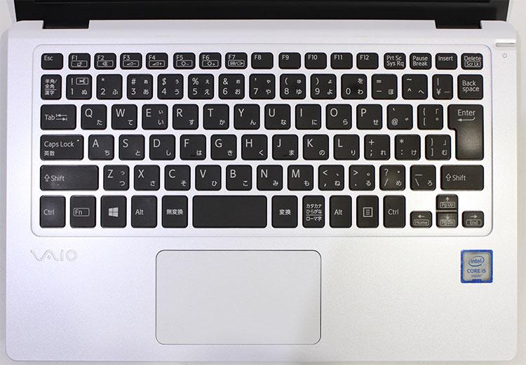 【中古・難有】 SONY 11.6型 VAIO S11 [VJS111D12N] (Core i5-6200U 2.30GHz/ メモリ4GB/ SSD256GB/ Wifi、BT/ 10Pro64bit)※バッテリ充電できない